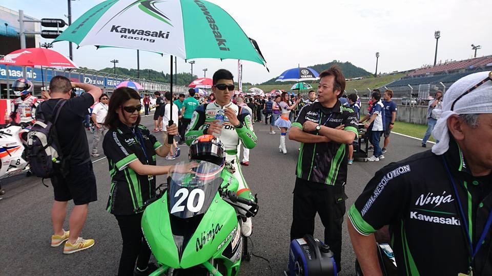 MFJ全日本ロードレース選手権Rd.3@ツインリンクもてぎレポート