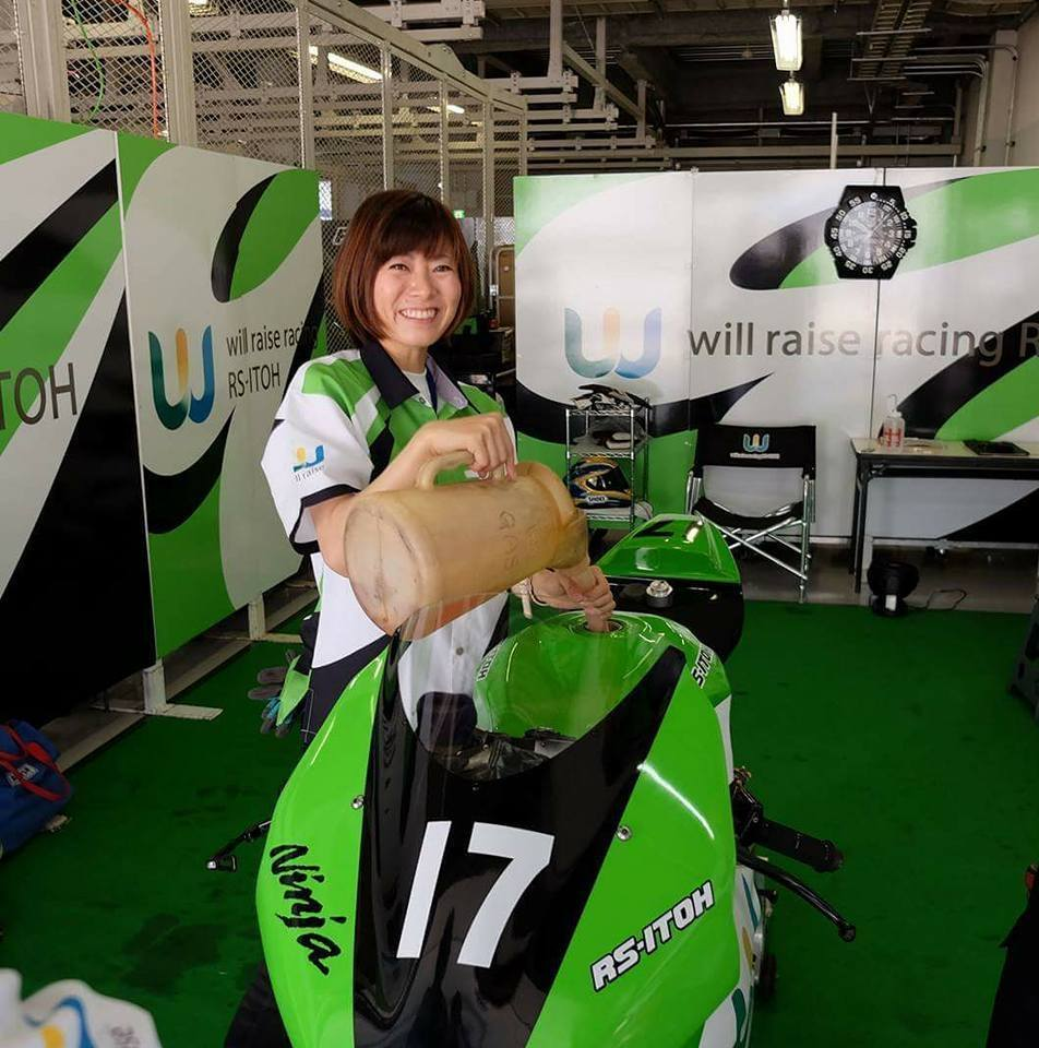 全日本ロードレース選手権2016