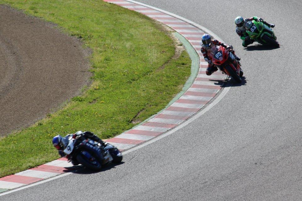 全日本ロードレース選手権Rd.2公式予選