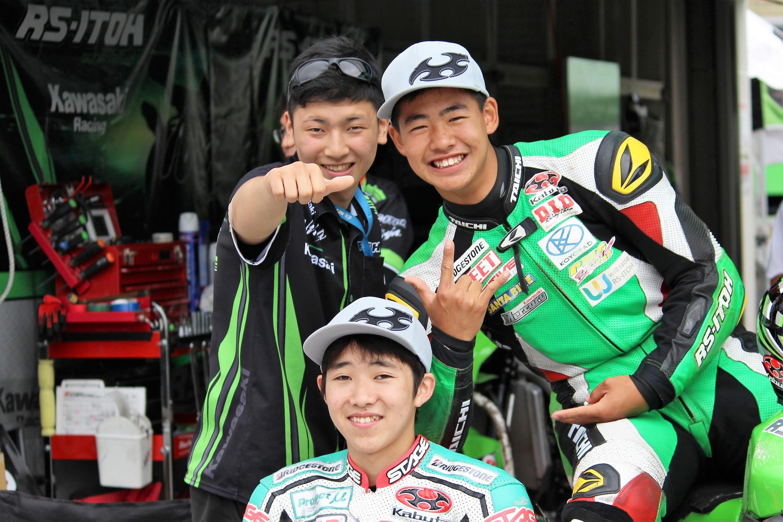 全日本ロードレース選手権Rd.5 決勝