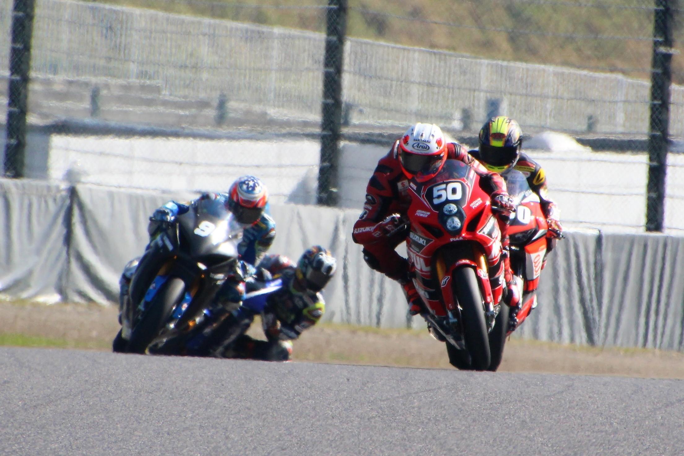 全日本ロードレース選手権Rd.9 決勝レポート