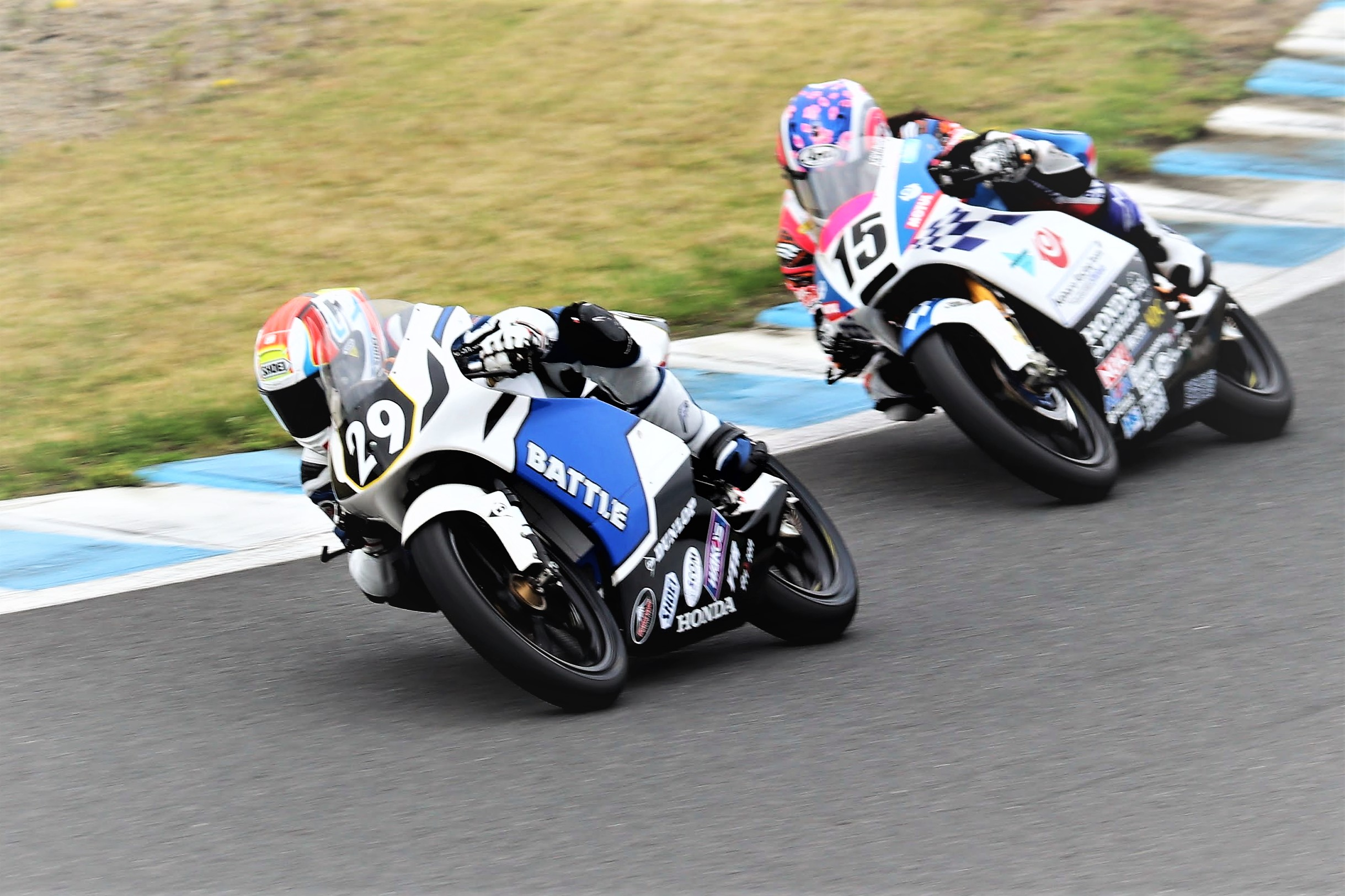 全日本ロードレース選手権 開幕戦決勝レポート!
