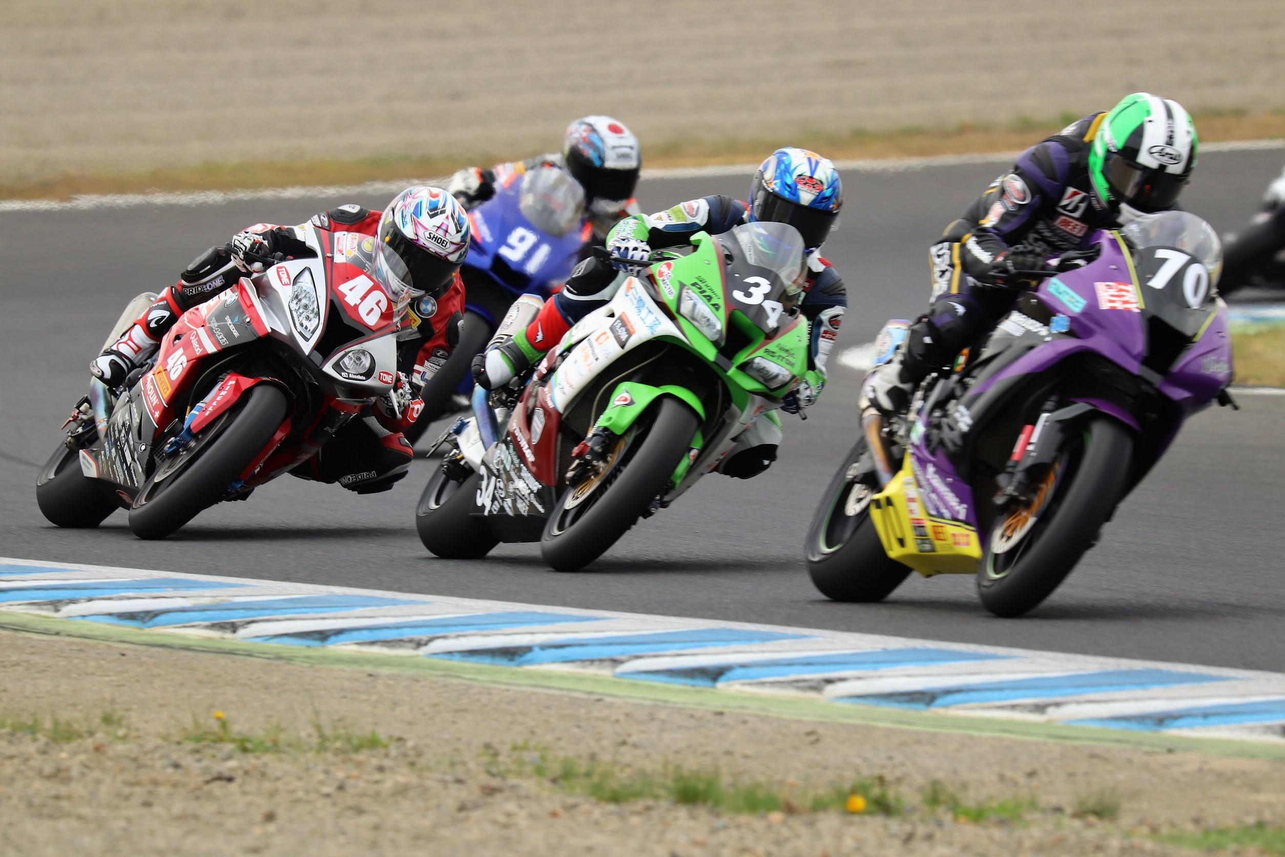 全日本ロードレース選手権開幕!公式予選レポート