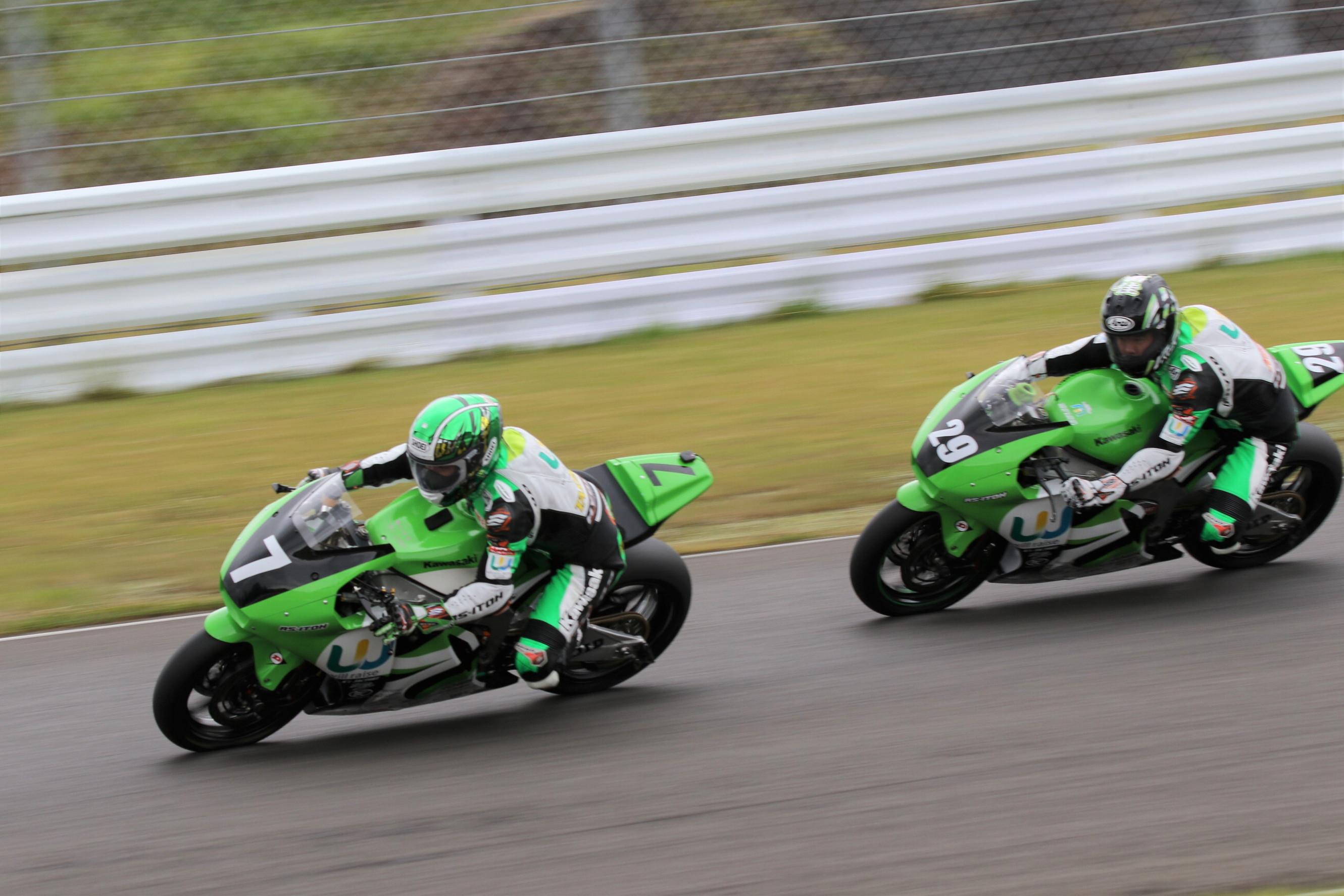 全日本ロードレース選手権Rd.4 公式予選レポート!