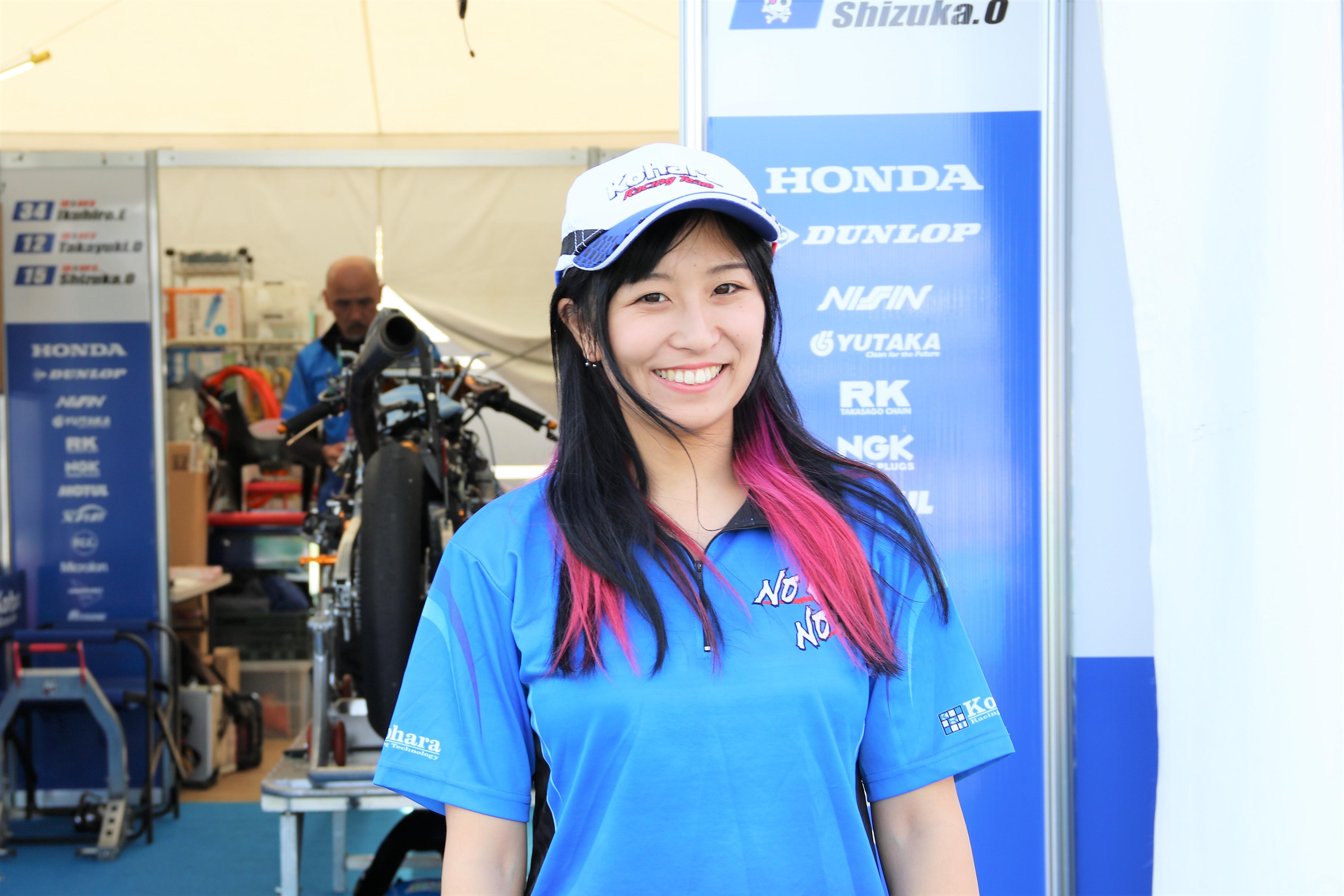 MotoGP日本グランプリ!岡崎静夏2度目の挑戦