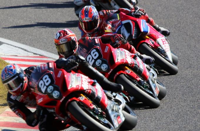 全日本ロードレース選手権 最終戦 公式予選レポート