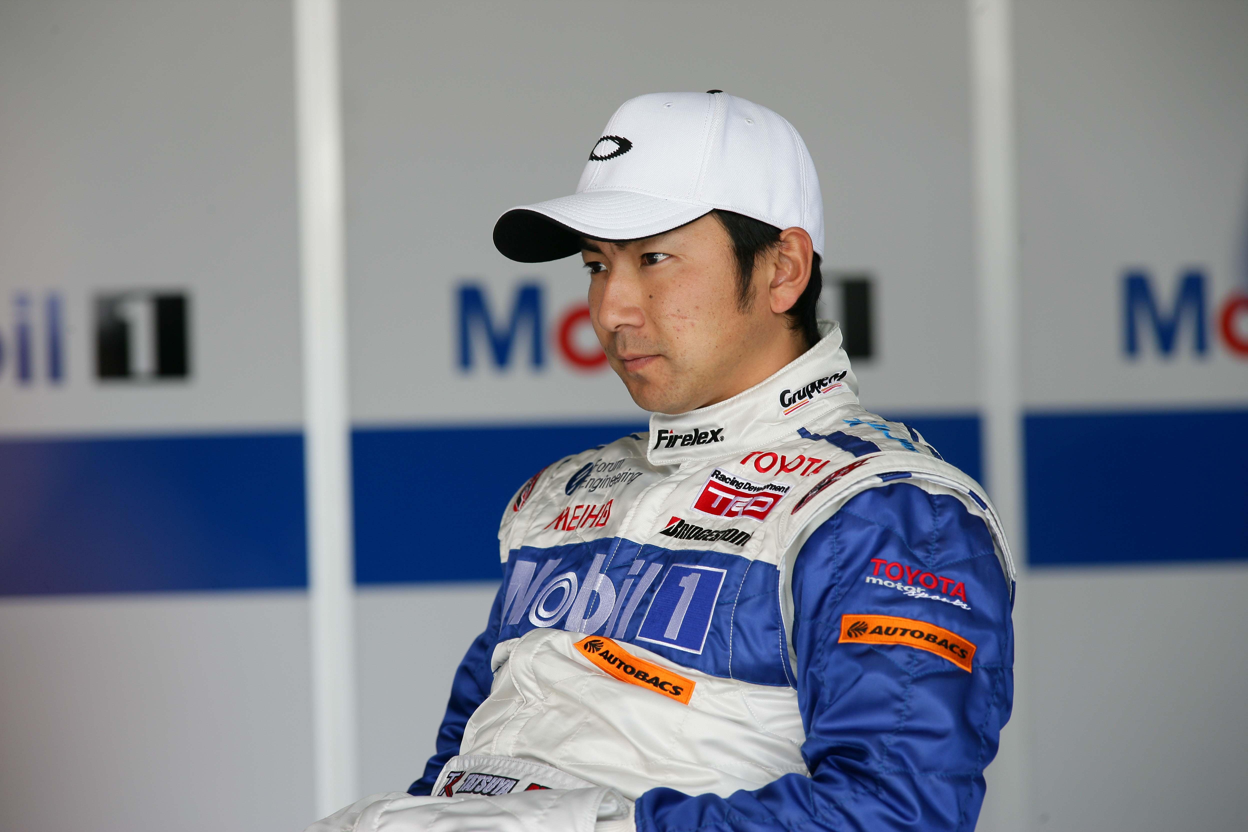 レーシングドライバー:片岡龍也①