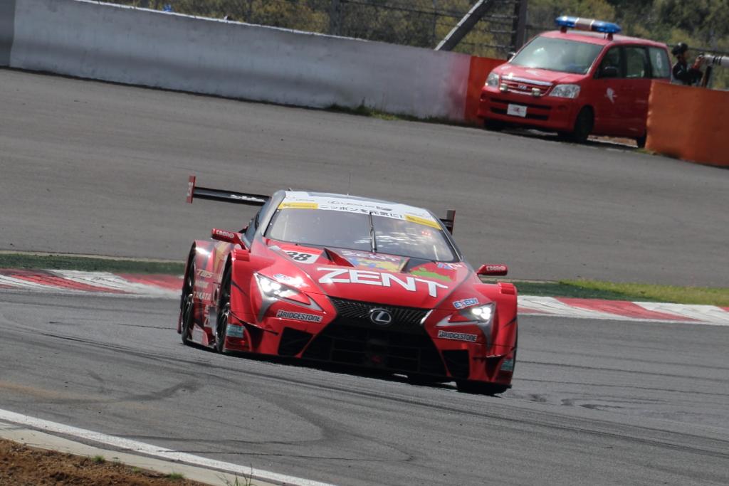 スーパーGT GT500 公式予選