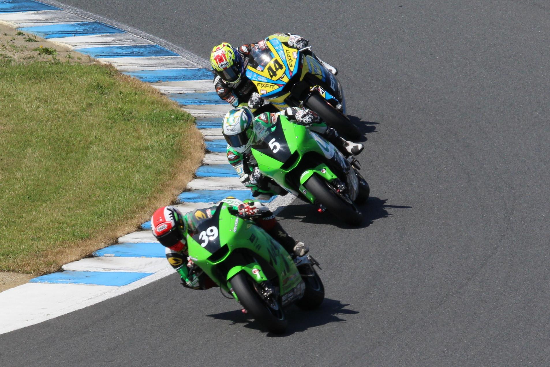 全日本ロードレース選手権 Rd.4 ツインリンクもてぎ公式予選