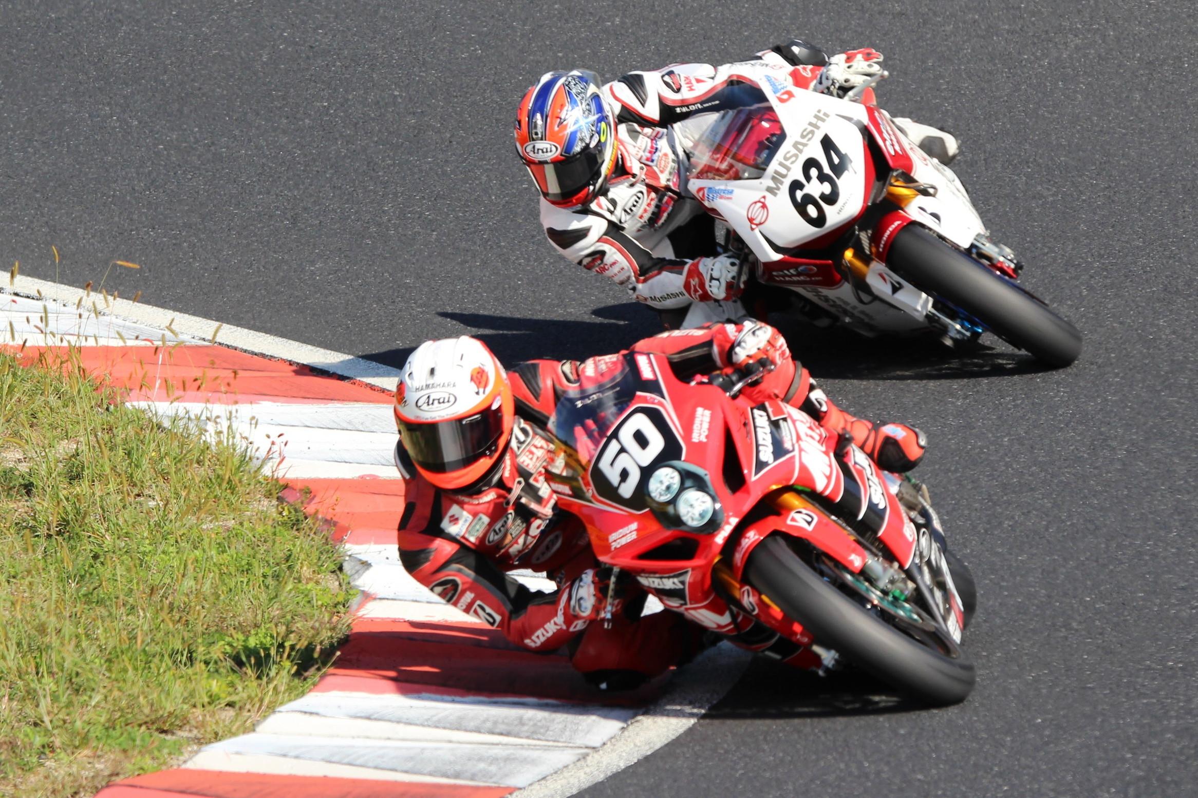 全日本ロードレース選手権Rd.8 決勝レポート