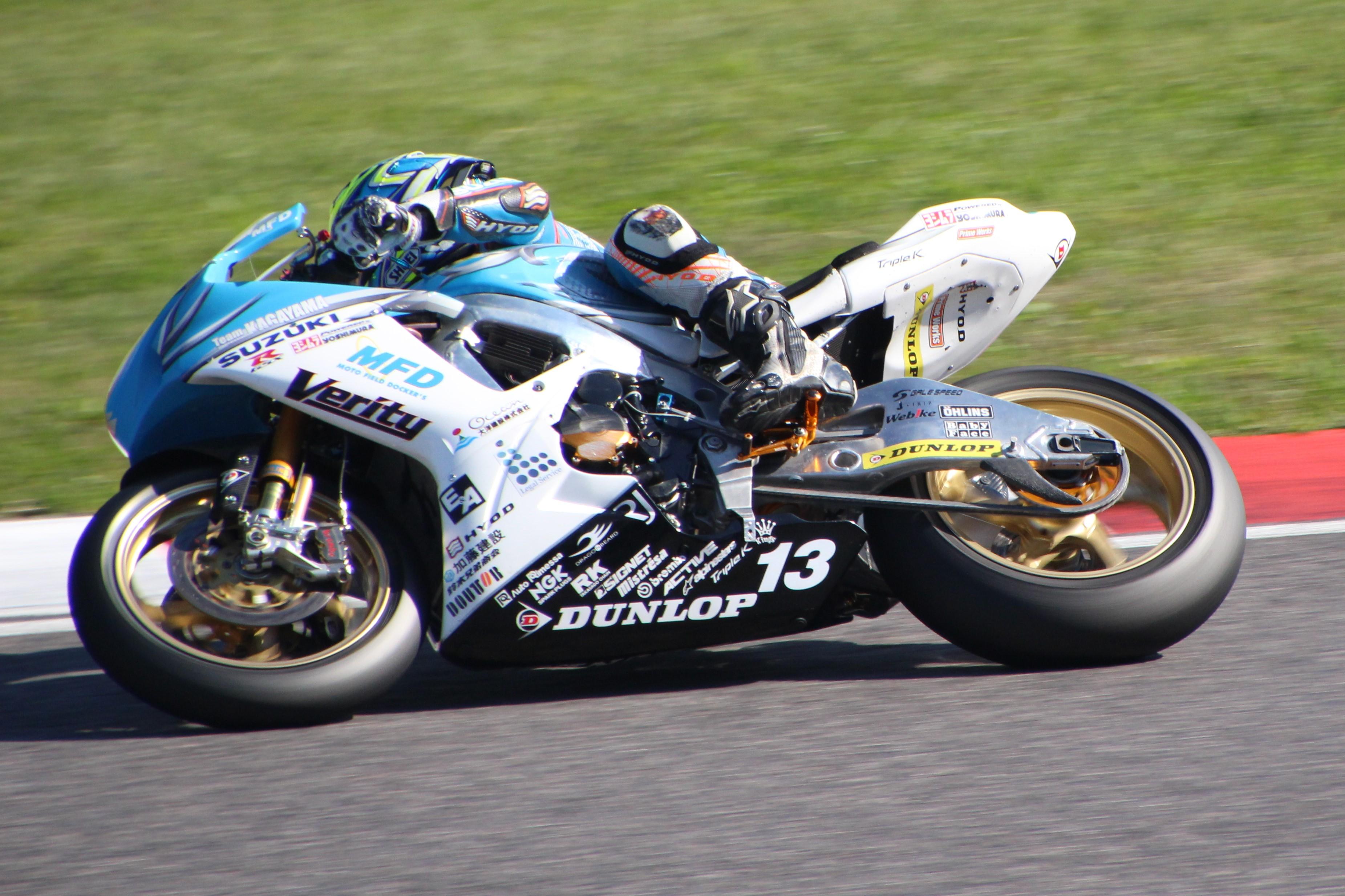 全日本ロードレース選手権Rd.9公式予選レポート