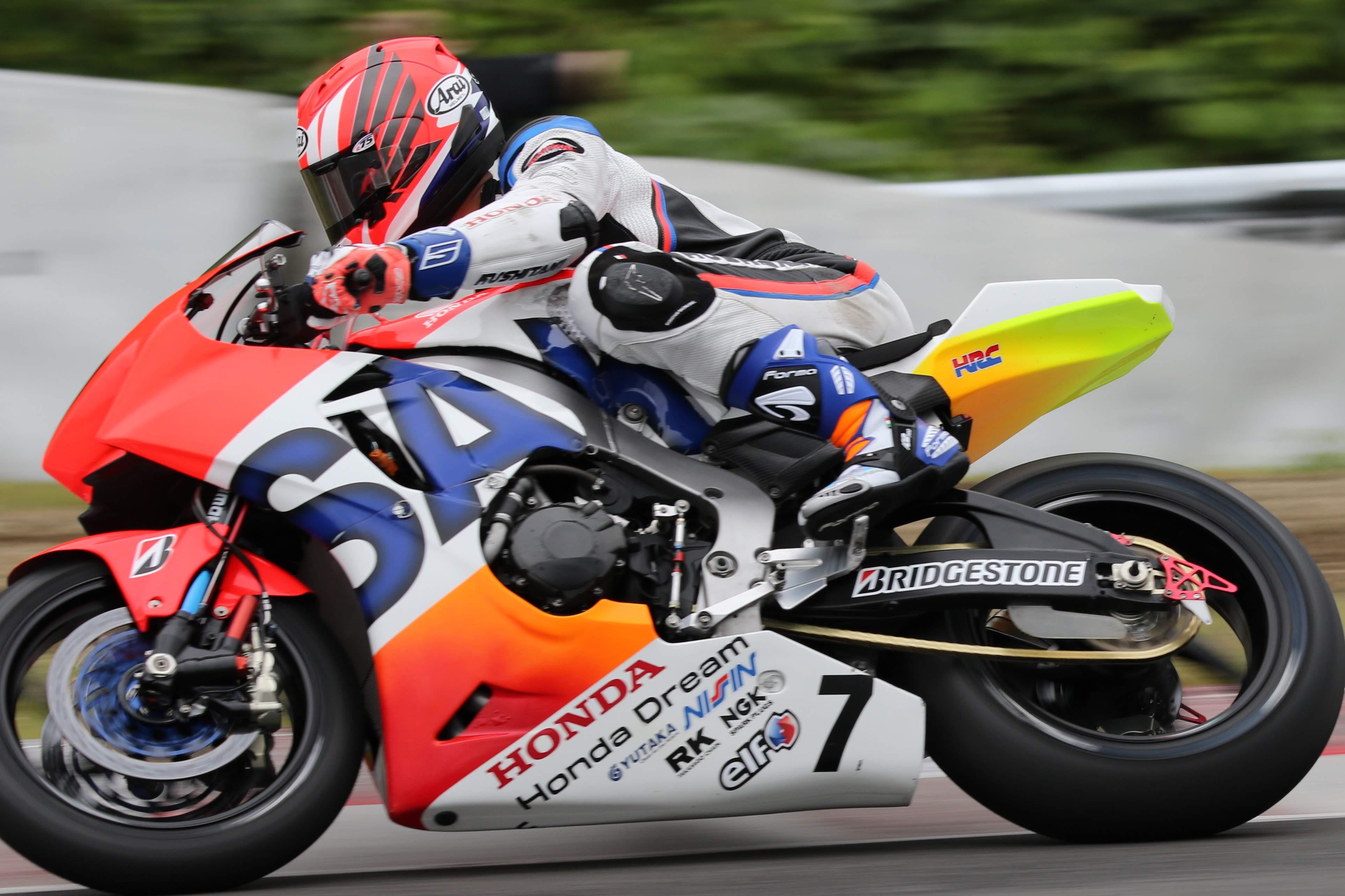 全日本ロードレース選手権Rd.4@SUGO 決勝レポート