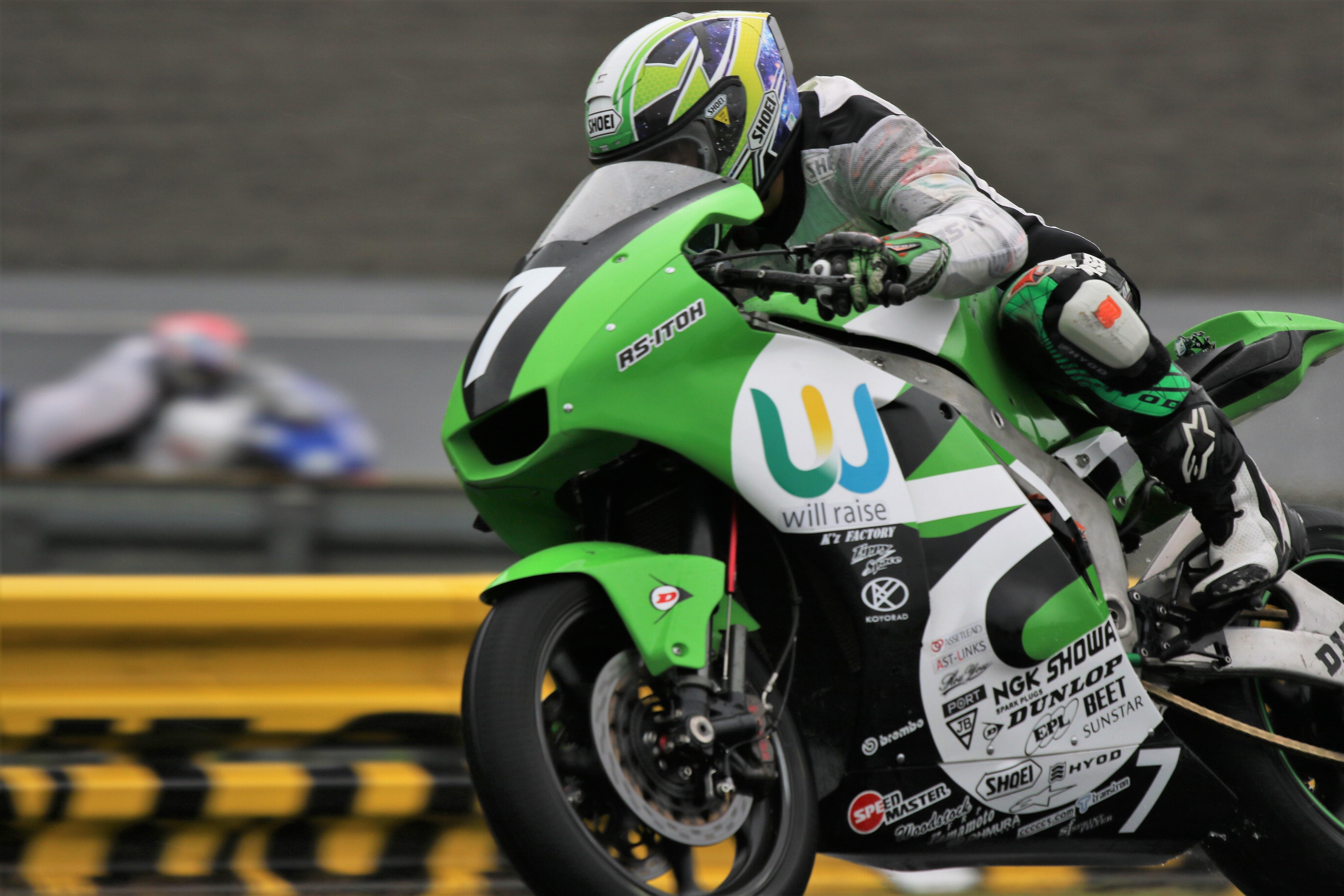 全日本ロードレース選手権Rd.8 公式予選レポート