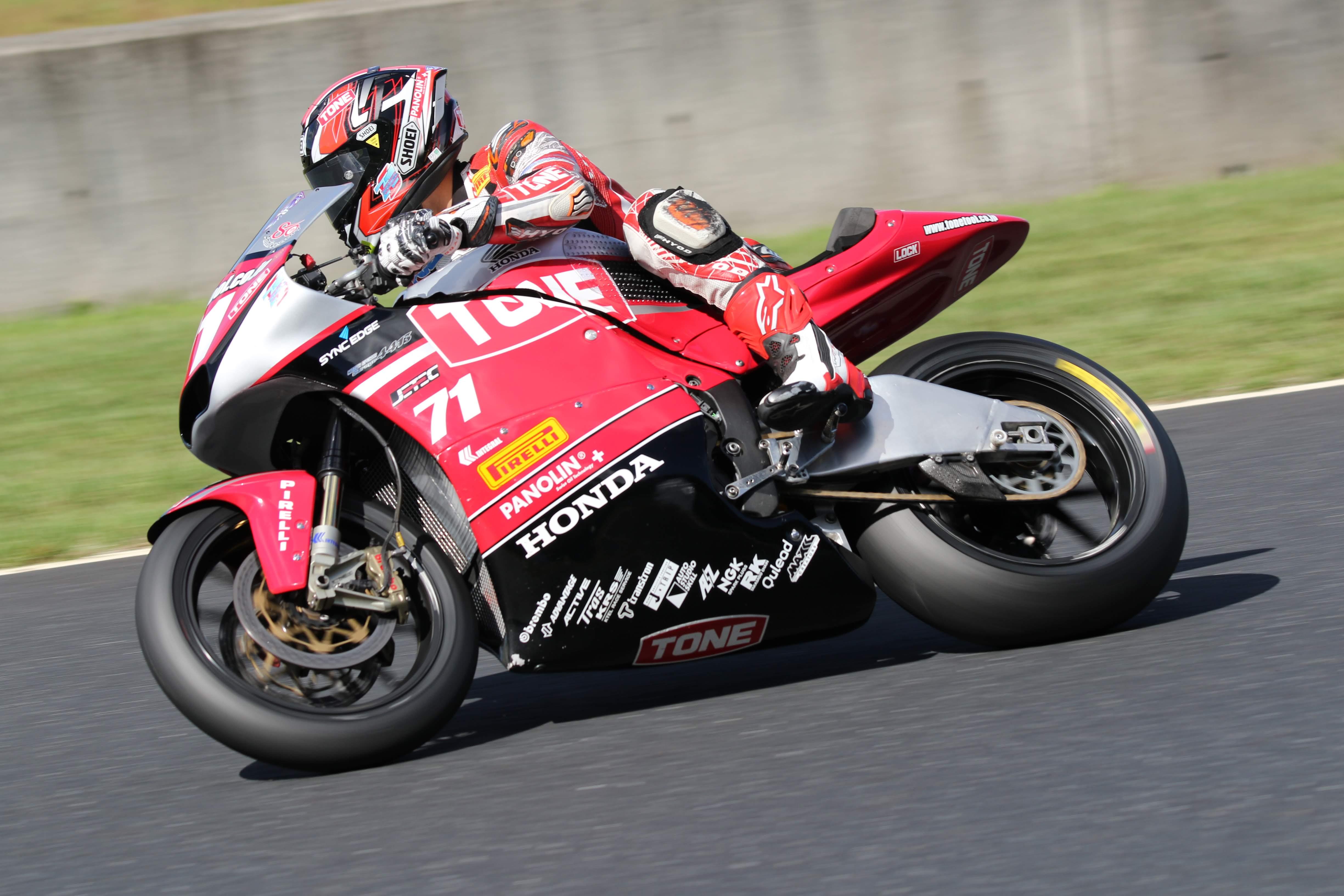 全日本ライダーに聞いた、岡山国際サーキットの走り方