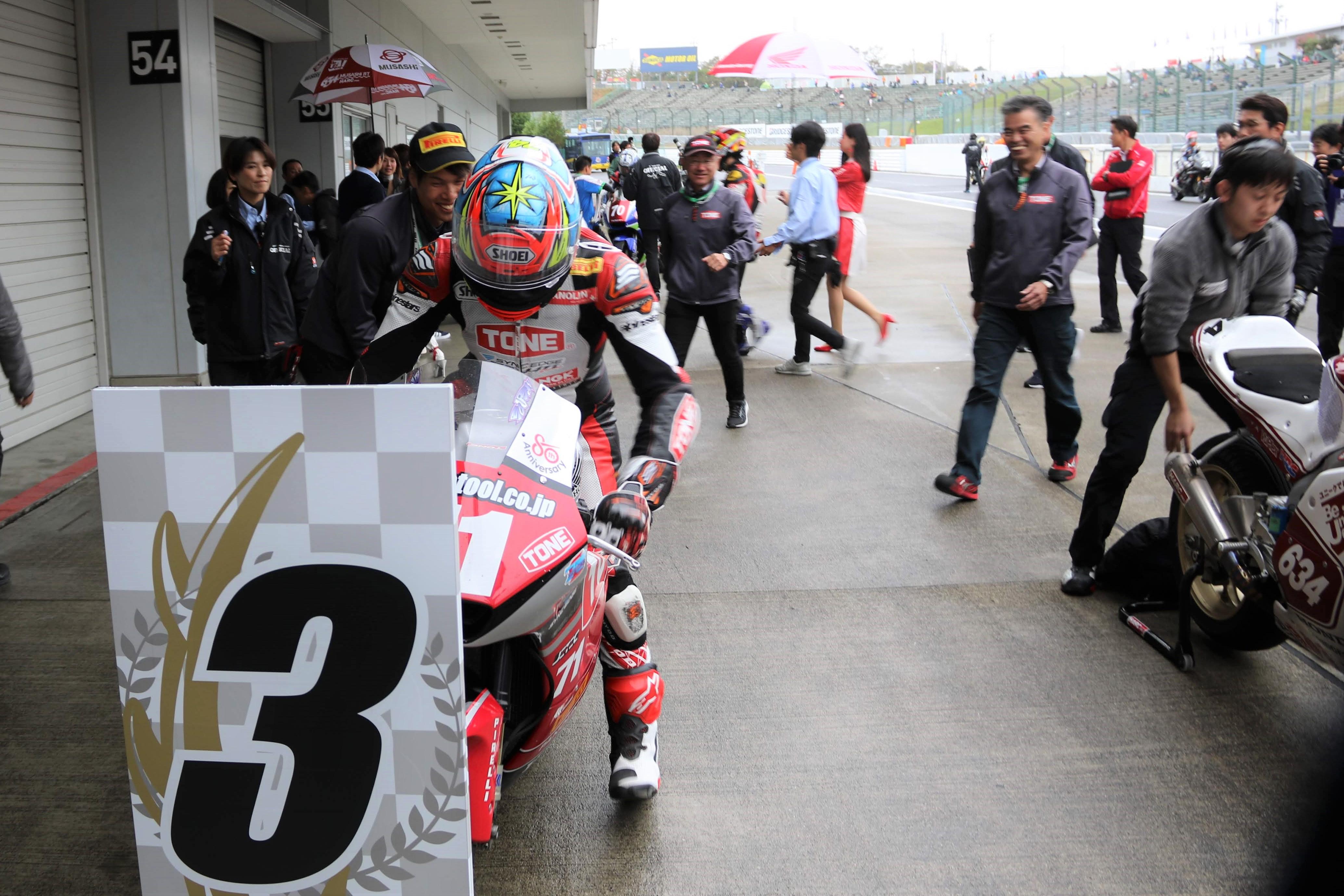 全日本ロードレース選手権 最終戦レポート!