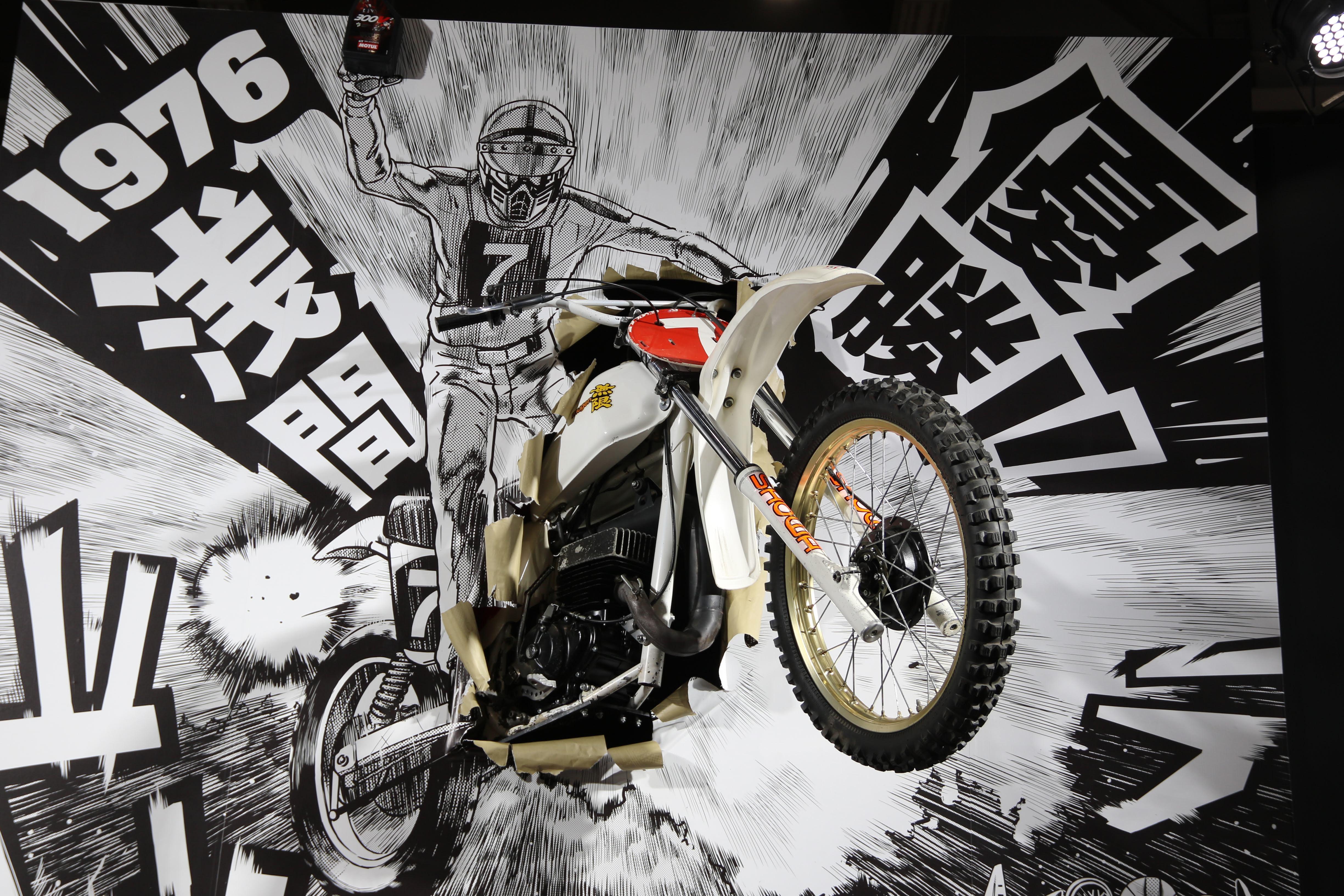 チーム無限、マン島TTゼロチャレンジクラス参戦継続! 6連覇をめざす…東京モーターサイクルショー2019