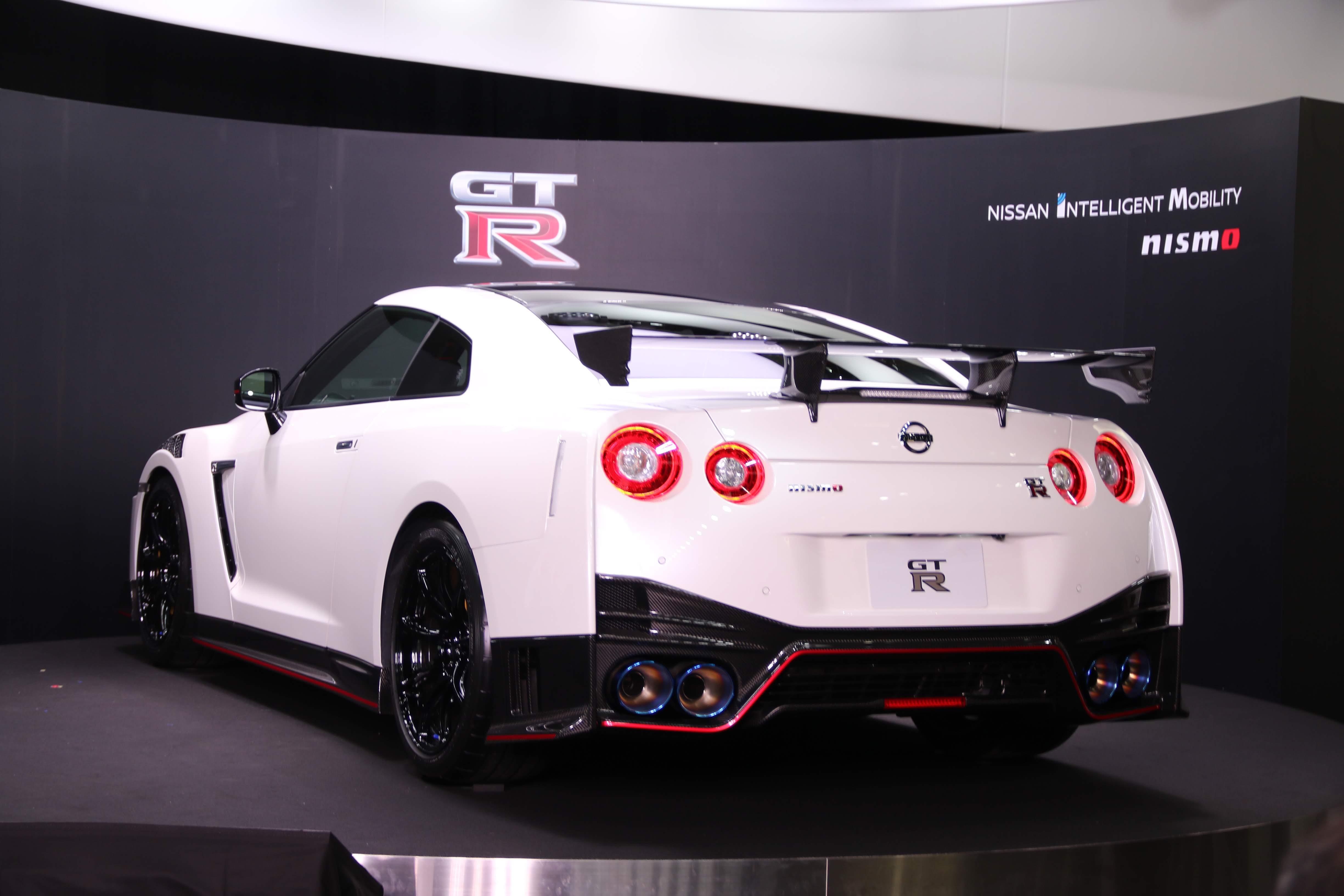 こだわったのは『速さへの質』…GT-R NISMO 2020年モデルを披露