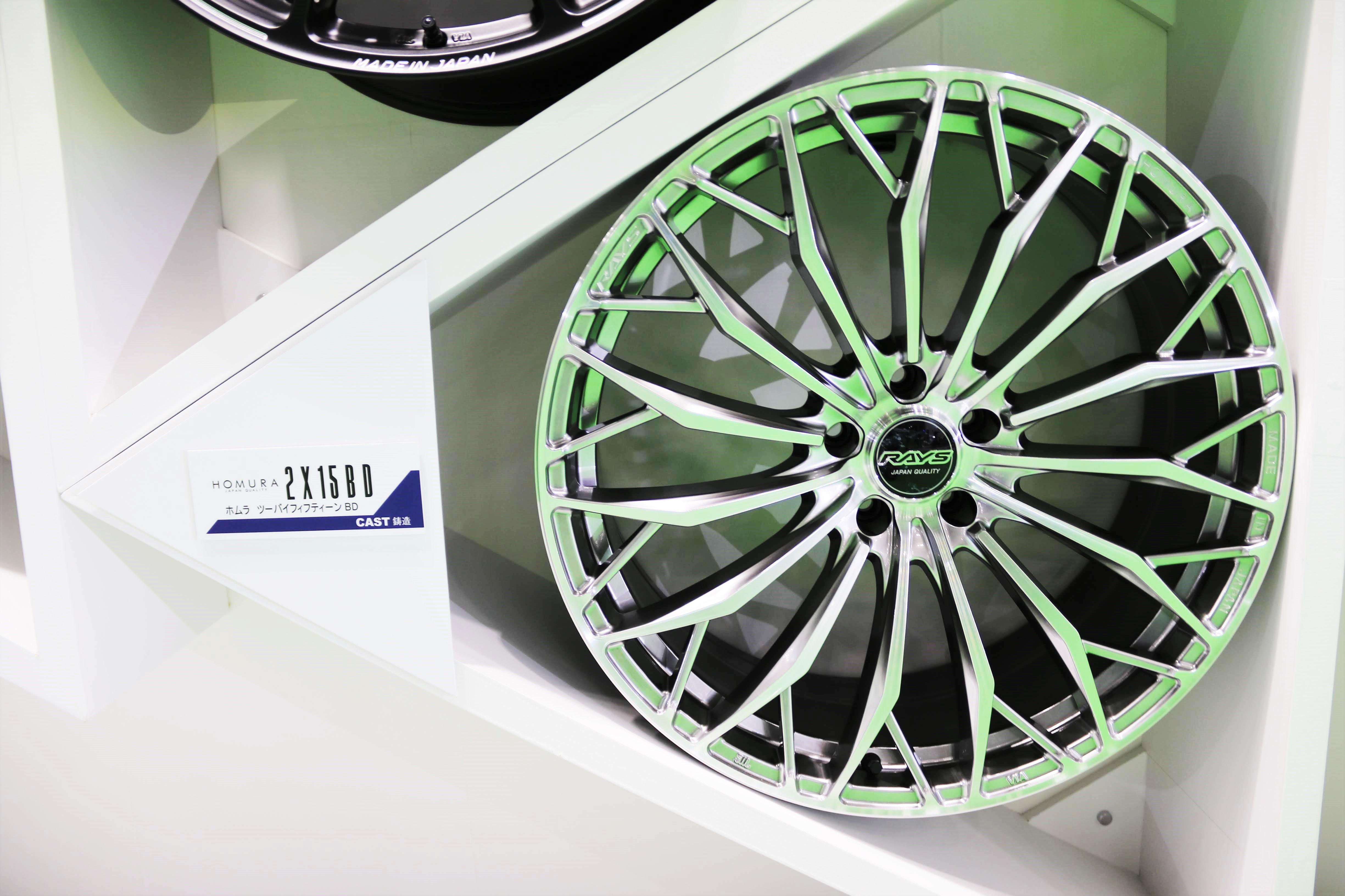 レイズ、SUPER GT GT500用レーシングホイールの2020年モデルを公開…東京モーターショー2019