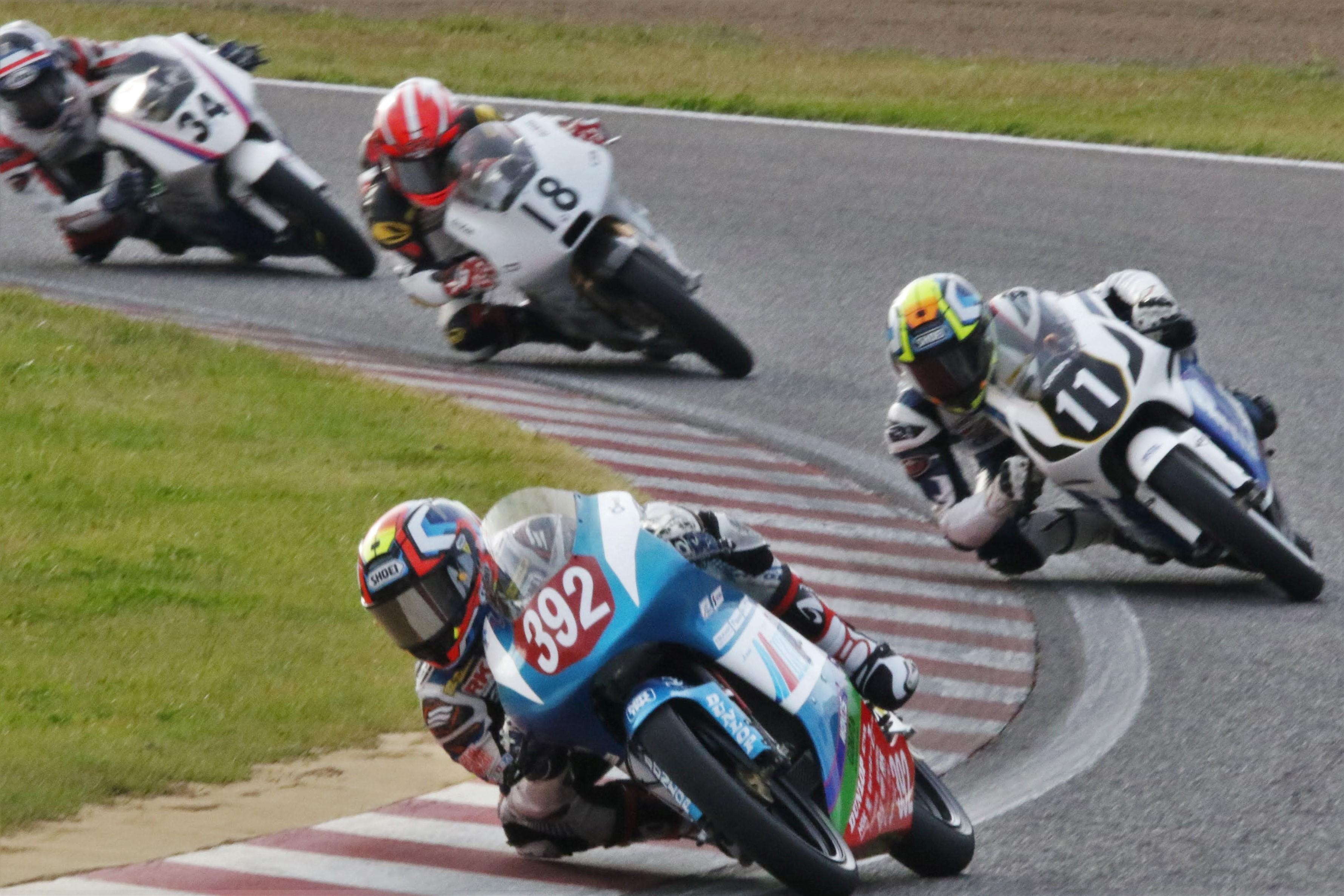 「世界へ行きたい」若手ライダーたちの全日本ロードレース選手権2019