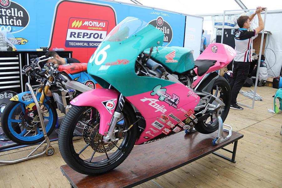 「日本のライダーたちの希望になりたかった」小さなバイク屋さんが市販レーサーホンダ「NSF250R」で世界に挑戦した理由
