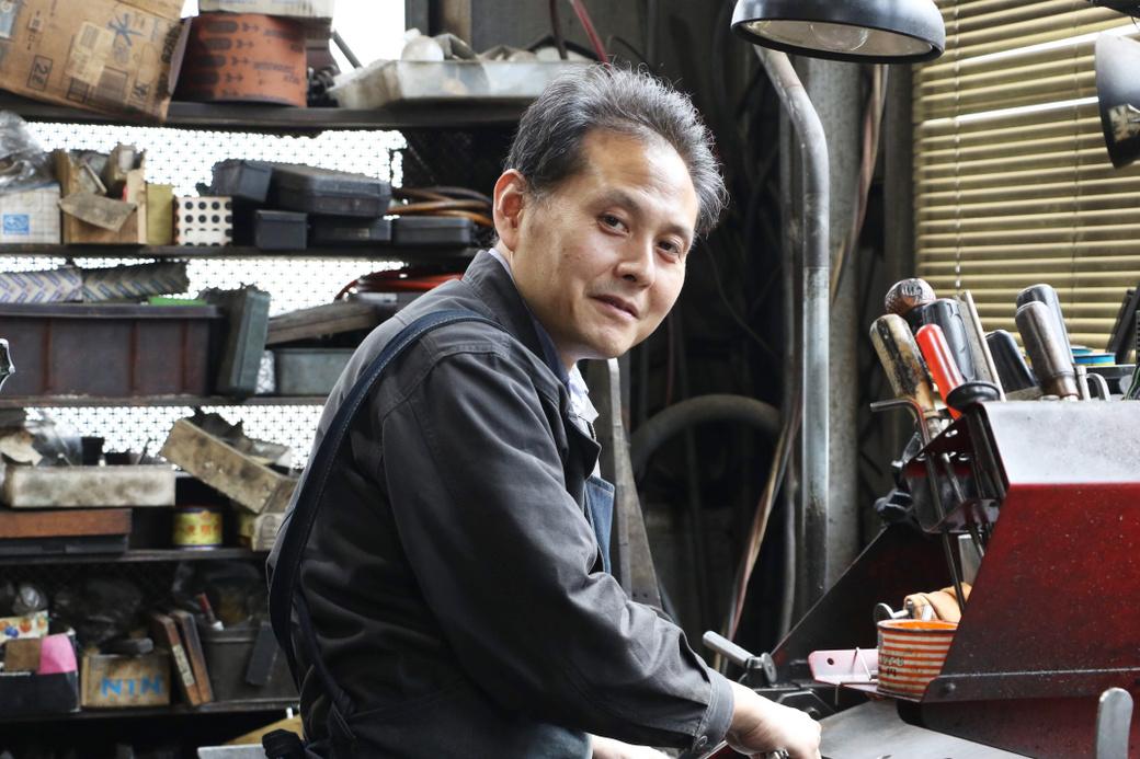 先川知香さんが観たiBのほんとうの姿  第3回工程管理部長 市川 信行(いちかわ のぶゆき)さん