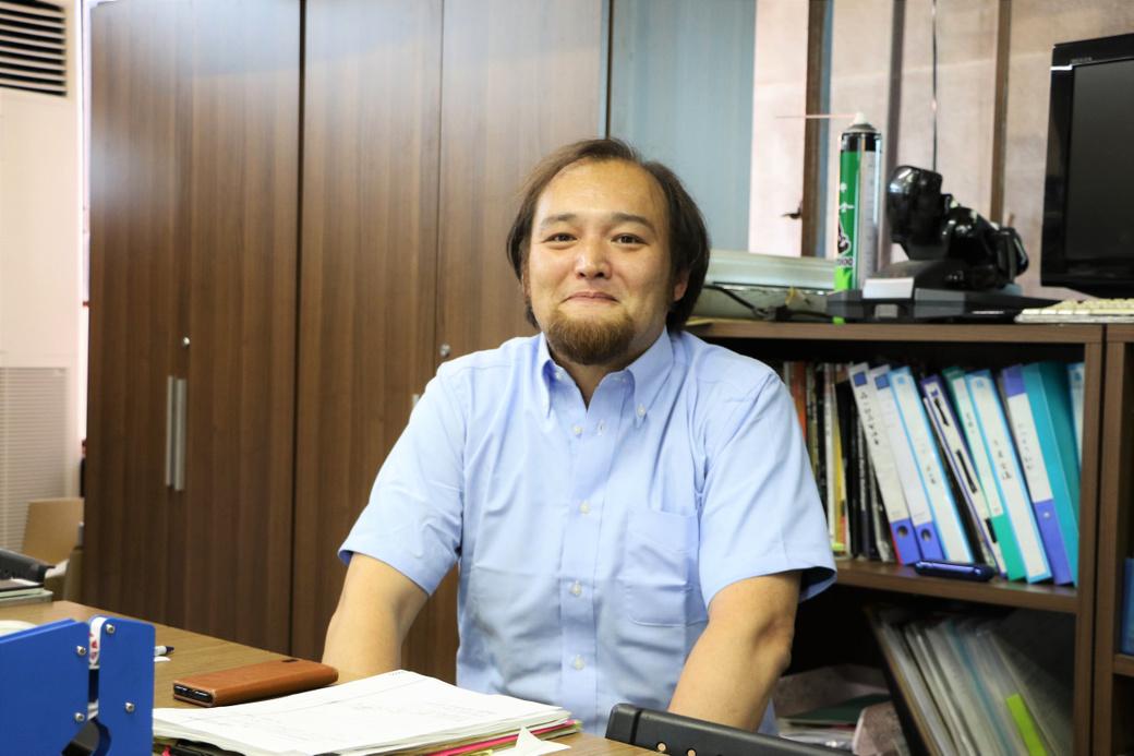 先川知香さんが観たiBのほんとうの姿 第7回 営業部長 大澤 薫(おおさわ かおる)さん