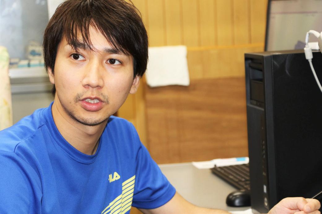 先川知香さんが観たiBのほんとうの姿  第5回旋盤・CAD・CAM担当技師 吉澤 正敏(よしざわ まさとし)さん