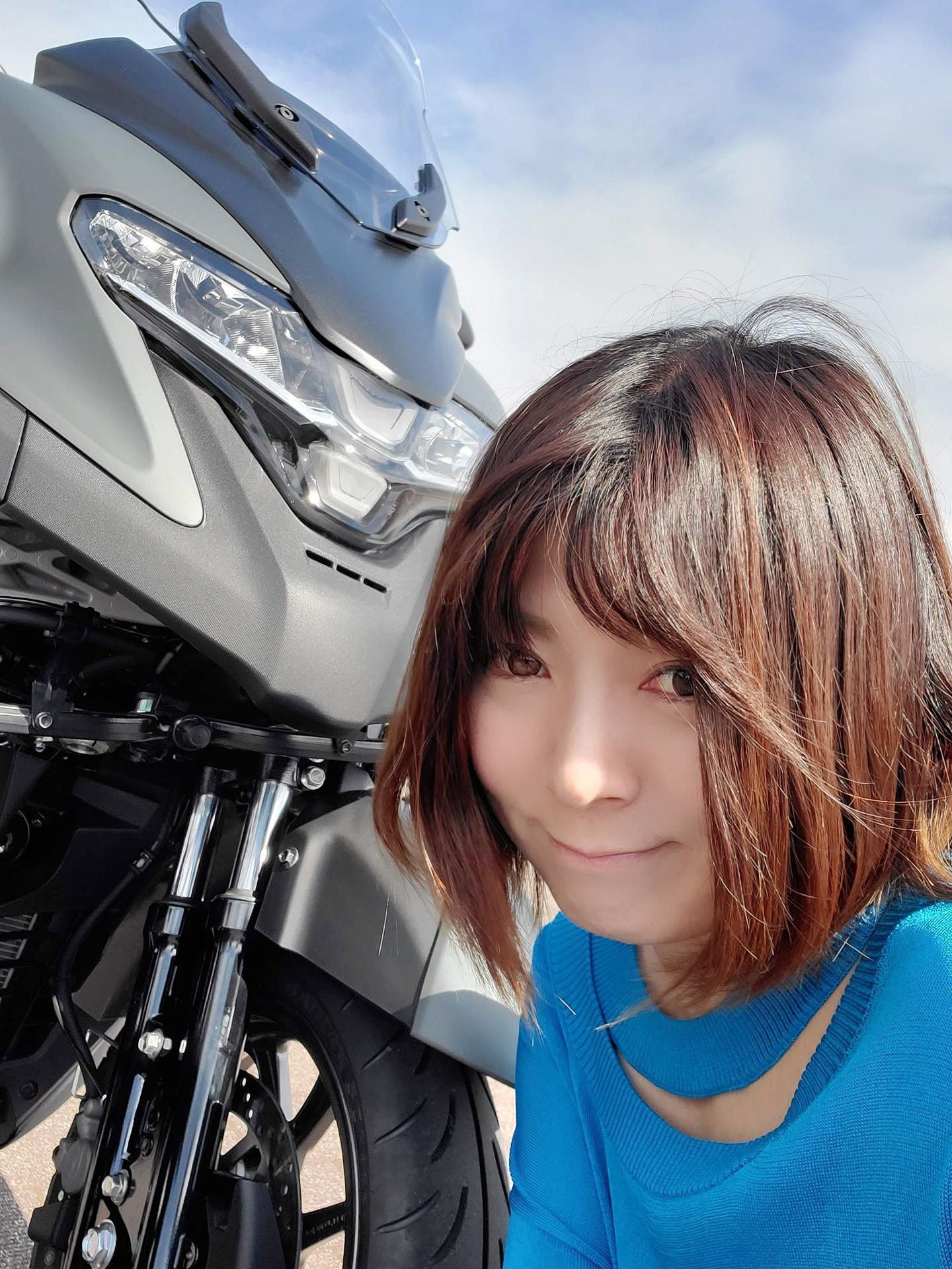 遂に登場! 自立する3輪バイク ヤマハ「トリシティ300」はホントに転ばない?